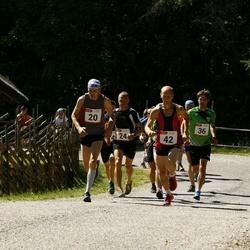 Hiiumaa VI jooksumaraton - Elen Maripuu (20), Jete Mari Jürjo (20), Aaro Tiiksaar (20), Leiger Anni (20), Tiina Tartes (20), Eliise Kaups (24), Georg Rüütel (24), Lauri Tanner (24), Anton Tair (24), Olavi-Tanel Kask (36), Karel Otto (36), Lilloja Kaido (36), André Abner (36), Reimo