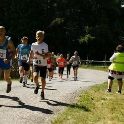 Hiiumaa VI jooksumaraton - Helina Täht (32), Arto Alaspää (32), Vask Hanna (32), Annika Pang (32), Kristo Valdna (40), Pere Aivo (40), Aivar Angelstok (40), Siiri Talts (45), Sven Aigar Tammeveski (45), Laanbek Eha (45), Siim Leisalu (45)