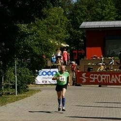 Hiiumaa VI jooksumaraton - Inge Maiman (33), Tiit Kibuspuu (33), Leiger Liina (33), Marika Roopärg (33)