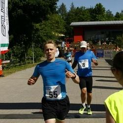 Hiiumaa VI jooksumaraton - Triin Jürimäe (8), Marion Demus (8), Pohl Riivo (8), Aigro Aiko (55)