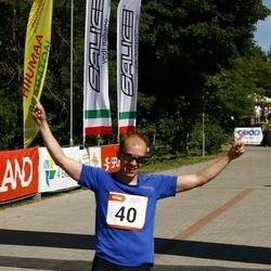 Hiiumaa VI jooksumaraton - Kristo Valdna (40), Pere Aivo (40), Aivar Angelstok (40)