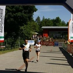 Hiiumaa VI jooksumaraton - Kaspar Jaaska (21), Helen Jürjo (21), Alar Koot (21), Seer Kärt (21), Anni Kingsepp (21), Maria Eller (28), Ülle Paasoja (28), Helena Maripuu (28), Tilk Tiit (28), Anne Toomsalu (28)