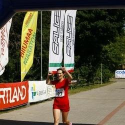 Hiiumaa VI jooksumaraton - Anu Saue (27), Ene Leht (27), Martin Tamman (27), Tilk Anne-Li (27), Denys Kamieshkov (27)