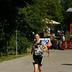 Hiiumaa VI jooksumaraton - Reijo Viinonen (44), Lya Uibo (44), Paaso-Rantala Ritva (44), Ain Kurvits (44)