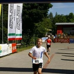 Hiiumaa VI jooksumaraton - Kerli Kivisikk (30), Iris Karu (30), Laikre Karmen (30), Martin Herem (30), Siiri Talts (45), Sven Aigar Tammeveski (45), Laanbek Eha (45), Siim Leisalu (45)