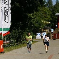 Hiiumaa VI jooksumaraton - Keira Kaljurand (18), Saard Taavi (18), Rein Pärn (18), Gabrel Katrin (49)