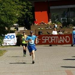 Hiiumaa VI jooksumaraton - Olavi-Tanel Kask (36), Karel Otto (36), Lilloja Kaido (36), André Abner (36), Koppel Marika (57)