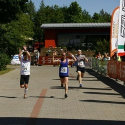 Hiiumaa VI jooksumaraton - Jan Kõrva (29), Toomas Mast (29), Mihkel Heinapuu (29), Leisberg Martin (29), Targo Tennisberg (29), Saar Indrek (48)