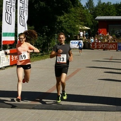 Hiiumaa VI jooksumaraton - Marina Väljas (13), Jaagup Jesmin (13), Leili Teeväli (13), Märt Maripuu (19), Kristi Heilman (19), Harriet Sammal (19), Viispert Ando (19), Margo Siimumäe (19)