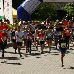 Hiiumaa VI jooksumaraton - Madis Annus (11), Kivimurd Külly (11), Kalju Vaikjärv (11), Annabel Tiiksaar (15), Valdo Aedmäe (15), Laht Stina (15), Allan-Peeter Jaaska (15), Herta Kesküla (26), Geir Tristan Anton (26), Marit Leisberg (26), Maasik Martin (26), Maria Eller (28), Ülle P