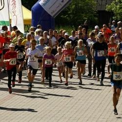 Hiiumaa VI jooksumaraton - Madis Annus (11), Kivimurd Külly (11), Kalju Vaikjärv (11), Annabel Tiiksaar (15), Valdo Aedmäe (15), Laht Stina (15), Allan-Peeter Jaaska (15), Keira Kaljurand (18), Saard Taavi (18), Rein Pärn (18), Herta Kesküla (26), Geir Tristan Anton (26), Marit Lei