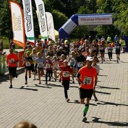 Hiiumaa VI jooksumaraton - Eliise Kesküla (25), Kaur Kristjan Anton (25), Marie Aug (25), Veljo Vask (25), Jan Kõrva (29), Toomas Mast (29), Mihkel Heinapuu (29), Leisberg Martin (29), Targo Tennisberg (29), Tanel Suik (41), Arne Kuum (41), Paaso Reijo (41), Georg Caius Kutsar (41)