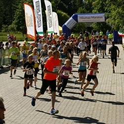Hiiumaa VI jooksumaraton - Janar Murekas (10), Suik Kalev (10), Anti Toplaan (10)