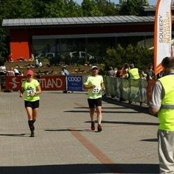 Hiiumaa VI jooksumaraton - Erik Maier (22), Ilona Kokk (22), Peetersoo Agne (22), Urmas Kokk (22), Reimo Leiger (42), Tarmo Mändla (42), Paaso Aila (42), Eneli Pall (42)