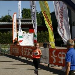 Hiiumaa VI jooksumaraton - Ruta Tammeveski (38), Kristin Veimer (38), Rauno Kiisk (38)