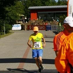 Hiiumaa VI jooksumaraton - Herta Kesküla (26), Geir Tristan Anton (26), Marit Leisberg (26), Maasik Martin (26)
