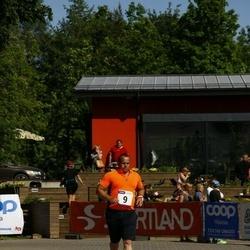 Hiiumaa VI jooksumaraton - Vaiko Kivi (9), Remmelg Alari (9), Olav Mets (9)