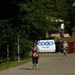 Hiiumaa VI jooksumaraton - Helina Täht (32), Arto Alaspää (32), Vask Hanna (32), Annika Pang (32)