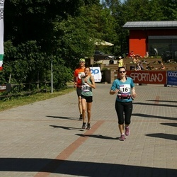 Hiiumaa VI jooksumaraton - Gerda Danieljants (16), Mets Randel (16), Hergo Tasuja (16), Kristian Kiivramees (43), Reili Rand (43), Kesküla Märt (43), Boris Vinogradov (43)