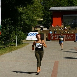Hiiumaa VI jooksumaraton - Erik Maier (22), Ilona Kokk (22), Peetersoo Agne (22), Urmas Kokk (22)
