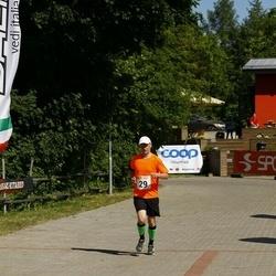 Hiiumaa VI jooksumaraton - Jan Kõrva (29), Toomas Mast (29), Mihkel Heinapuu (29), Leisberg Martin (29), Targo Tennisberg (29)