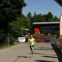 Hiiumaa VI jooksumaraton - Kristian Kiivramees (43), Reili Rand (43), Kesküla Märt (43), Boris Vinogradov (43)