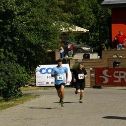 Hiiumaa VI jooksumaraton - Gerda Danieljants (16), Mets Randel (16), Hergo Tasuja (16), Märt Maripuu (19), Kristi Heilman (19), Harriet Sammal (19), Viispert Ando (19), Margo Siimumäe (19)