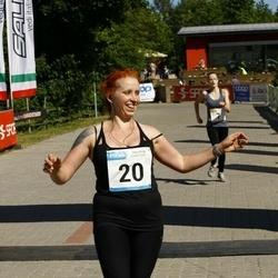 Hiiumaa VI jooksumaraton - Elen Maripuu (20), Jete Mari Jürjo (20), Aaro Tiiksaar (20), Leiger Anni (20), Tiina Tartes (20)