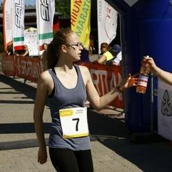 Hiiumaa VI jooksumaraton - Triin Helimets (7), Karin Marjapuu (7), Peeter Liik (7)