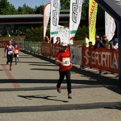 Hiiumaa VI jooksumaraton - Tanel Suik (41), Arne Kuum (41), Paaso Reijo (41), Georg Caius Kutsar (41)