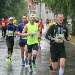 Narva Energiajooks - Kaur Kuuskmäe (215), Madis Mägi (282)