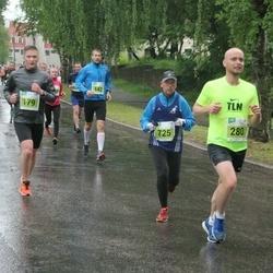 Narva Energiajooks - Mihkel Heinapuu (280), Kaarel Tõruvere (725)