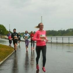 Narva Energiajooks - Mari Käosaar (2488), Liia Konks (3018)
