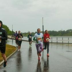 Narva Energiajooks - Laura Maasalu (2568), Märten Tropp (2782), Liia Konks (3018)