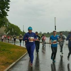 Narva Energiajooks - Arkadiy Romashin (2946), Anna-Maria Smirnova (2947), Krisli Kaldaru (3044)