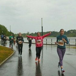 Narva Energiajooks - Annika Veisson (2843), Jekaterina Rääst (2985), Raile Luunja (2994)