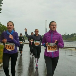 Narva Energiajooks - Aili Metsamaa (2232), Maria Gladõševa (3123), Anastassia Fedortseva (3125)