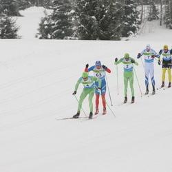 42. Tartu Maraton - Anders Aukland (2), Simen Oestensen (4), Algo Kärp (7), Alexander Bessmertnykh (63)