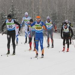 42. Tartu Maraton - Samuli Pigg (80), Alar Savastver (87), Sandra Hansson (10004)