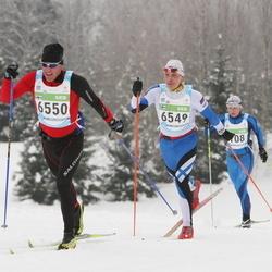 42. Tartu Maraton - Ari Sakari Palolahti (6549), Jari Olavi Isometsä (6550)