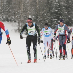 42. Tartu Maraton - Üllar Lillmets (142), Alexander Shashin (492)