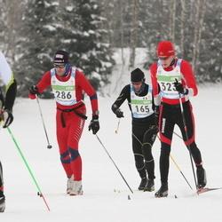 42. Tartu Maraton - Giorgio Chiarini (165), Anders Jakobsen (286), Karli Kannel (323)