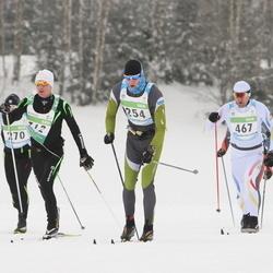 42. Tartu Maraton - Bert Tippi (254), Ain Veemees (467)