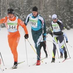 42. Tartu Maraton - Timo Ahvenainen (202), Alar Reiska (401)