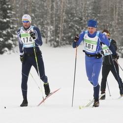 42. Tartu Maraton - Eivind Lande (174), Tarmo Tammesoo (381)
