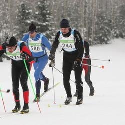42. Tartu Maraton - Aivar Käesel (244), Maanus Jershov (580)