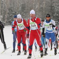 42. Tartu Maraton - Frode Korsmo (295), Alari Kannel (324), Andrey Chernyshov (366), Tõnu Pekk (392)