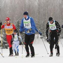 42. Tartu Maraton - Sven Luks (367), Aare Viitkin (422), Ain-Ivar Tupp (942)