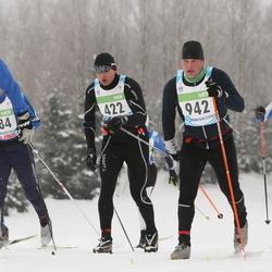 42. Tartu Maraton - Aimar Pedari (305), Sven Luks (367), Aare Viitkin (422), Ain-Ivar Tupp (942)