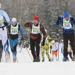 42. Tartu Maraton - Raul Arula (369), Arno Bachaus (609), Marko Männik (913), Mikk Mägi (1088)